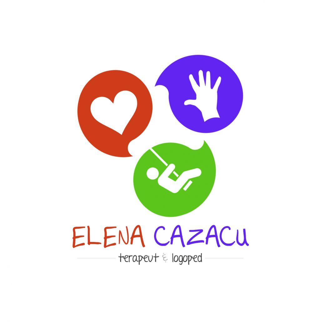 Elena Cazacu terapeut logoped iasi 2016 logo
